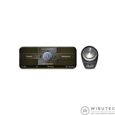 E-Series with Navi Professional 1/2 button iDrive (CCC)