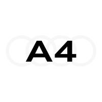 A4 - 8E / 8H (B6+B7)