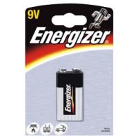 ENERGIZER alkaline battery, 6LR61, 9 volts