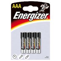 ENERGIZER alkaline battery, AAA, 1.5 volts