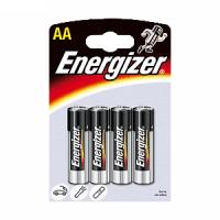 ENERGIZER alkaline battery, AA, 1.5 volts