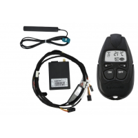 Extension set Webasto T100 remote control for VW Caddy 4...