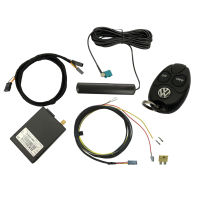 Extension set Webasto T91 remote control for VW Caddy 2K...