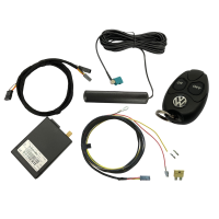 Webasto T91 remote control for VW Sharan 7N with...