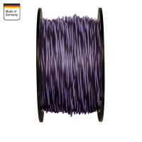 AMPIRE twisted cable VIOLET / BLACK 1.5mm², 60m...