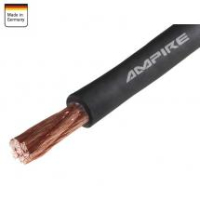 AMPIRE power cable black 35mm², 25m roll, copper