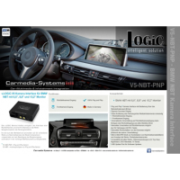 CAS V5 camera interface for BMW of the F-series with NBT...