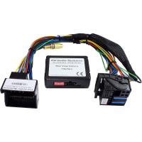 CAS front and rear view camera input coding + TV-free...