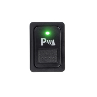 META SYSTEM button with LED for ACTIVEPARK 2015