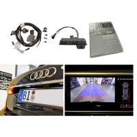 AUDI A6 4A C8 Avant reversing camera Rear View retrofit...