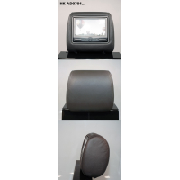 Headrests for monitors suitable for Audi Q7 4L and other...