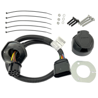 AHK electrical kit with 13-pin socket for VW Crafter SZ...