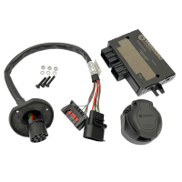 AHK electrical kit with control unit for VW Crafter 2E...