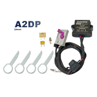 AUDI A4 8E B7 Musik über Bluetooth streamen für...
