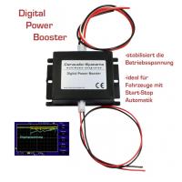 CAS Digitaler Spannungsstabilisator für Start-Stopp Fahrzeuge