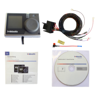 Upgrade kit from auxiliary heater to auxiliary heater for Hyuandai H1 - with Webasto digital timer -