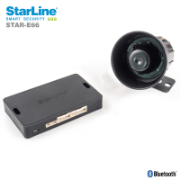 STARLINE CAN bus alarm system with WFS without TAGs...