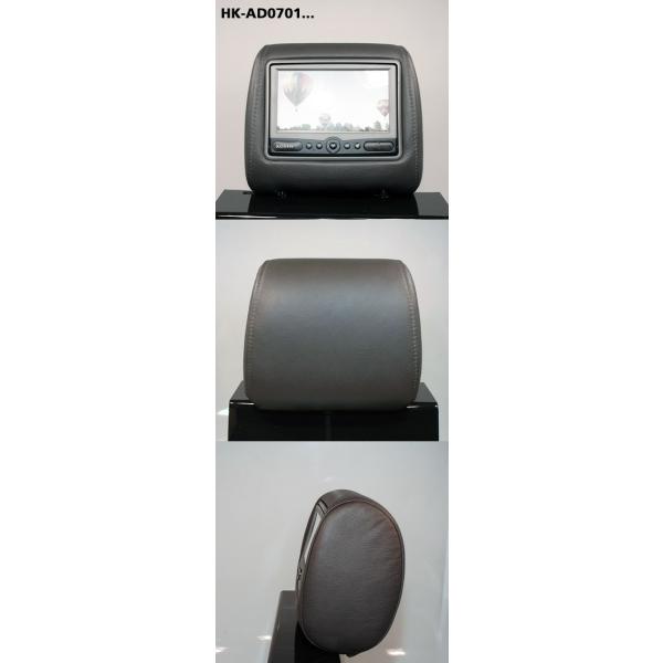 Hoofdsteunen voor monitoren, geschikt voor diverse Volkswagen en Audi modellen
