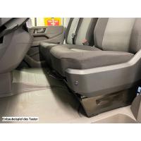 Ogrzewanie fotela AMPIRE, 2-stopniowe, 12 V.