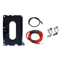 Retrofit kit for third battery for Volkswagen T6
