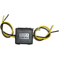 CAS 12 Volt Stromfilter, 10 Ampére