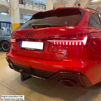 Audi A6 4G C7 retrofit kit swiveling original Audi...