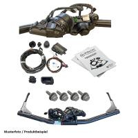 Retrofit kit for original Audi swiveling trailer hitch...