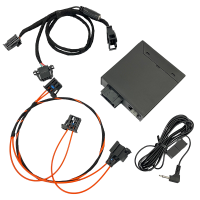 Hands-free kit for Mercedes with Audio 20, APS 50 or...