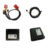 Plug and play upgrade kit from auxiliary heater to...
