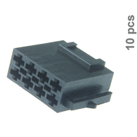 8 pin ISO power socket 10 pieces