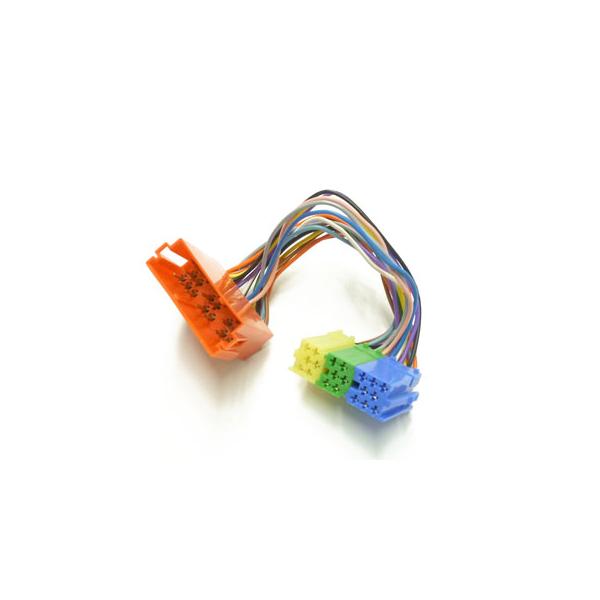 6 polige Mini-ISO Buchse auf Mini-ISO Stecker
