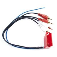 20-pin mini ISO plug to 4 cinch plugs