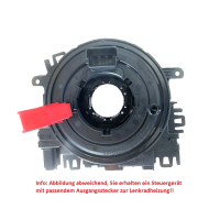 Steering column control unit for VW Golf 7 with steering...