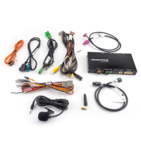 Retrofit kit Apple CarPlay, Android Auto smartphone...