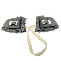 Multifunktionstasten 2G0959442J mit GRA Funktion für Lederlenkrad, zu verwenden für VW Polo AW1