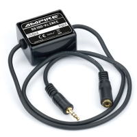 AMPIRE NF interference filter with 3.5mm jack connection