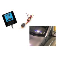 VIPER blink indicator as a deterrent to theft protection...