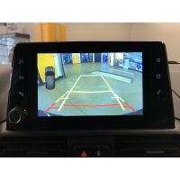 Retrofit kit rear view camera for Opel Combo from 2018...
