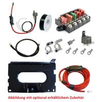 Umrüstset auf Zweitbatterie für Volkswagen T6.1...