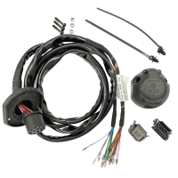Trailer coupling AHK cable set 13 pin for Volkswagen T5...