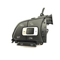 Nachrüstsatz GRA - Geschwindigkeitsregelanlage über Multifunktionslenkrad für VW Caddy 4 Typ SA