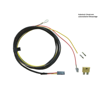 Upgrade kit from auxiliary heater to auxiliary heater for VW T5 - with Webasto T91 remote control -