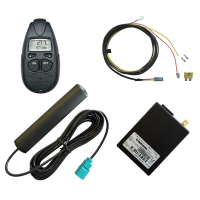Upgrade kit for auxiliary heater for VW T5 with automatic...