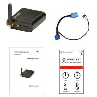 GSM Fernbedienung für VW T6 mit vorhandener...