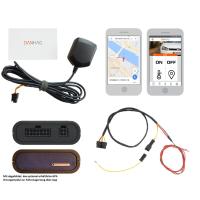 GSM Fernbedienung für Mercedes V-Klasse (W447) mit Standheizung ab Werk (Plug & Play Erweiterungsset)