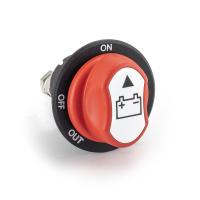 AMPIRE Batterietrennschalter, 100A Dauerbelastung (A23-7B)