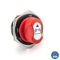 AMPIRE Batterietrennschalter, 300A Dauerbelastung, IP56 (A23-9B)