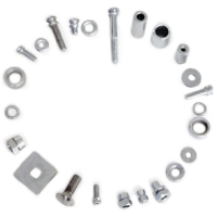 Bear-Lock mounting kit (shear bolts / nuts)