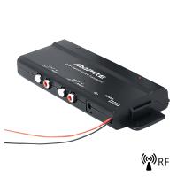 AMPIRE Funksender, 2-Kanal, für HP401 Kopfhörer