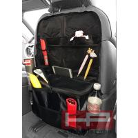 HP Rückenlehnenschutz mit Taschen, Lehnenschutz, schwarz